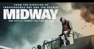 فيديو .. تعرف على موعد طرح ملحمة فيلم Midway فى دور العرض