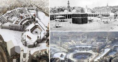 """السعودية تطلق المرحلة الثالثة لتوسعة المسجد الحرام """"الأكبر على مدار التاريخ"""".. 6 طوابق للصلاة.. 680 سلماً كهربائياً.. 24 مصعداً لذوى الاحتياجات الخاصة.. وأبواب بنظام التحكم عن بعد..  و6635 كاميرا لكامل المبنى"""