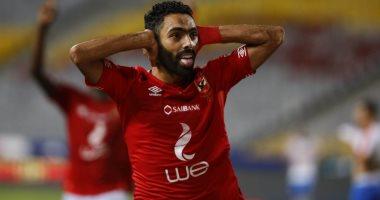 """حسين الشحات """"نسر"""" شهر سبتمبر فى الأهلى"""