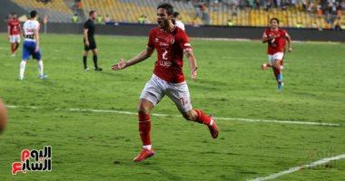 الأهلى يطمئن على رمضان صبحى بعد إصابته مع المنتخب الأولمبى