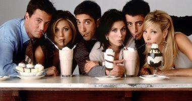أبطال مسلسل Friends يجتمعون فى عمل جديد على منصة HBO Max