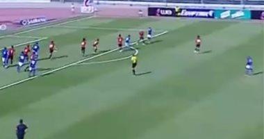 شوط أول سلبى بين المقاولون والطلائع فى افتتاحية الدوري المصري