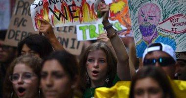 صور.. احتجاجات بالملايين حول العالم بسبب أزمة تغير المناخ