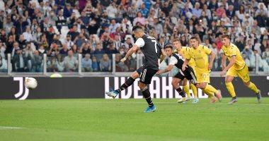 ملخص وأهداف مباراة يوفنتوس ضد فيرونا في الدوري الإيطالي