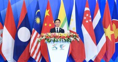 نائب رئيس مجلس الدولة الصينى: العلاقات بين الصين والآسيان تدخل مرحلة جديدة من التنمية الشاملة