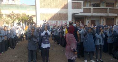 انتظام الدراسة داخل 390 مدرسة بنظام الفترتين بالغربية