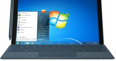 ابتداء من غد.. مايكروسوفت تنهى دعم نظام تشغيل ويندوز 7 -