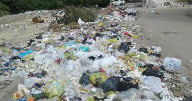 أهالى الحى السويسرى بمدينة نصر يشكون تراكم القمامة