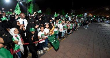 محافظة الداير بالسعودية تحتفى باليوم الوطنى الـ89 للمملكة