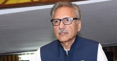 الرئيس الباكستانى يؤكد حرص بلاده على تعزيز العلاقات مع سوريا