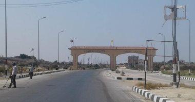 """""""الشيخ زويد"""" بشمال سيناء تتجمل.. رفع المخلفات وصيانة شبكات الكهرباء (صور)"""