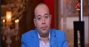 """عمرو أديب عن استضافة محمود السيسى العضو المنتدب بصيدليات 19011: """"الإخوان أكلوا الموضوع"""""""