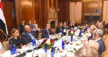 السيسي من نيويورك: مصر حققت معدلات اقتصادية لم تتحقق منذ سنوات طويلة
