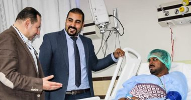 نائب رئيس أمانة المراكز الطبية المتخصصة يزور مستشفى الأقصر الدولى وأرمنت