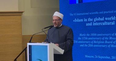 مفتى الجمهورية: جماعة الإخوان مثلت خطرا على الدين الإسلامى