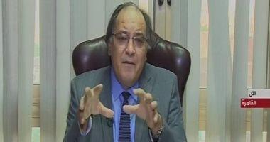حافظ أبو سعدة: أزمة سد النهضة تتطلب تكاتف الشعب مع الرئيس لمواجهتها