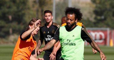 مارسيلو خارج حسابات الريال ضد غرناطة بسبب الإصابة