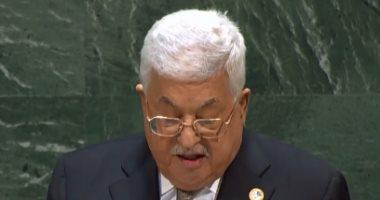 الرئيس الفلسطينى يرسل اقتراحًا للأمم المتحدة لبحث أزمة كورونا