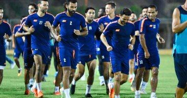 مرعي وفوافي يقودان هجوم المقاصة أمام نادي مصر