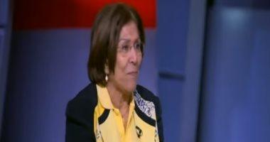 فريدة الشوباشى: خطاب جماعة الإخوان الإرهابية يقتصر على الدمار والتفجير