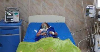 تعذيب الطفلة جنة .. حبس الجدة 15 يوما على ذمة التحقيقات فى القضية