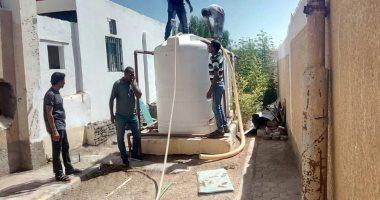 شركة مياه البحر الأحمر تنفذ حملة لتطهير وتعقيم خزانات المياه بالمدارس والمعاهد