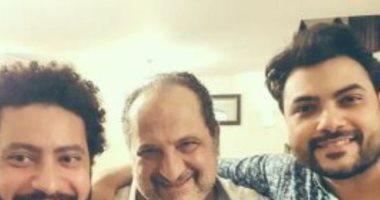 """تأجيل تصوير فيلم خالد الصاوى """"شريط 6"""" للأسبوع المقبل بسبب الديكورات"""