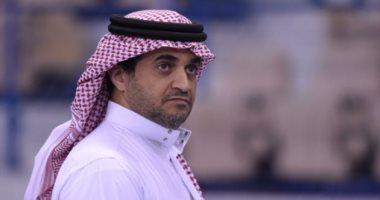 صورة منع رئيس الشباب السعودي من مزاولة النشاط الرياضي لمدة شهرين