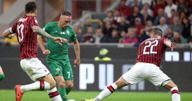 ميلان يبحث عن انقاذ سمعته ضد جنوى فى الدوري الإيطالي