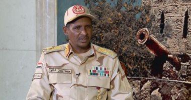 حميدتى: رفض زيارة وزير خارجية قطر للسودان لعدم إبلاغنا بها مسبقا