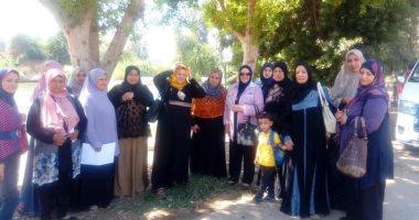 """""""بلدى أمانة"""".. القومى للمرأة بالقليوبية يطلق حملة للتوعية بخطورة الشائعات"""