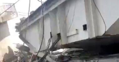 مصرع 6 أشخاص وإصابة 12 آخرين فى أحدث حصيلة لضحايا انهيار جسر بتايوان