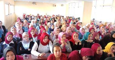 """""""القومى للمرأة"""" يواصل حملات محاربة الشائعات بالإسكندرية وسيناء وكفرالشيخ"""