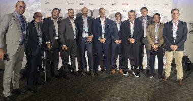 """""""لاليجا"""" توسع التعاون مع الكرة المصرية وتستقبل ممثلى الاتحاد المصرى والأهلى"""