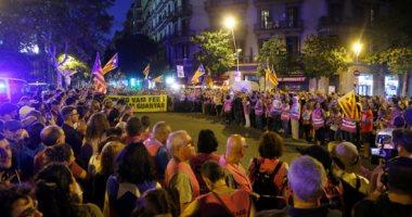 مسيرات مؤيدة للاستقلال فى كتالونيا رغم تحذير الحكومة الإسبانية