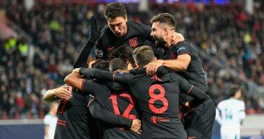 ليفربول ضد أتلتيكو مدريد.. الروخي بلانكوس يسجل ويضع الريدز في موقف صعب