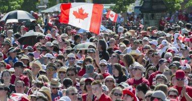 ارتفاع قياسى فى عدد سكان كندا خلال عام ليبلغ 37.5 مليون نسمة