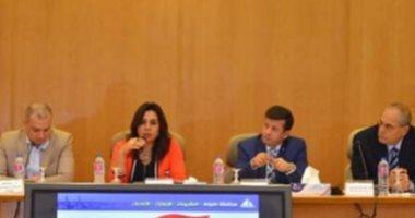 محافظ دمياط: حصر المناطق غير المخططة بالمحافظة وبدء تطوير العشوائيات بالمدينة