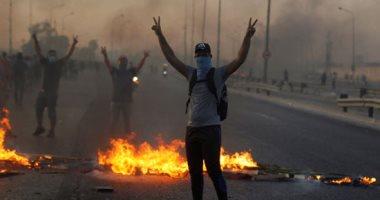 مقتل 3 أشخاص فى إطلاق نار خلال مظاهرات العراق