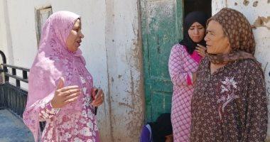 """قومى المرأة بالوادى الجديد يواصل تنفيذ حملة """" بلدى أمانة"""" لمواجهة الشائعات"""