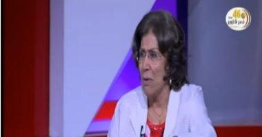 """فيديو.. فريدة الشوباشى بعد وصف الإخوانى محمد ناصر العداون التركى بـ""""المشرف"""": عميل وعدو"""