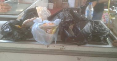 صور.. تحرير 25 محضر تموينى وضبط لحوم وأسماك فاسده فى سوهاج