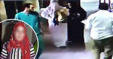 ربة منزل تتفق مع زوجها وصديقها على اختطافها لابتزاز تاجر بمنطقة المعصرة