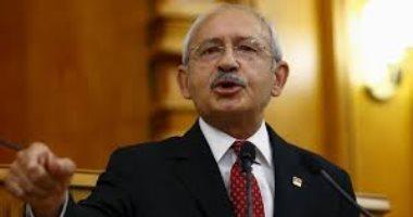 زعيم المعارضة التركية: الأتراك بائسون وأصحاب القصر الرئاسى لا يرغبون فى سماع الحقائق