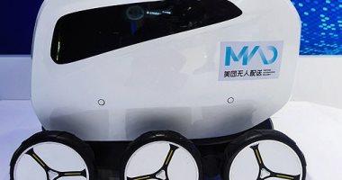 ابتكار روبوتات لتوصيل الطعام يمكنها تسلق السلالم والابتسامة