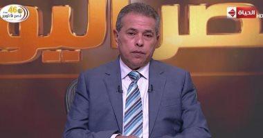توفيق عكاشة: قناة الجزيرة لا تعمل لحساب قطر فقط لكنها عميلة لدول أخرى