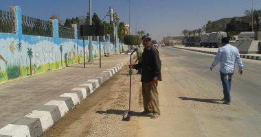 تعرف على تفاصيل تطوير 5 ميادين ورفع كفاءة الشوارع مدينة العريش