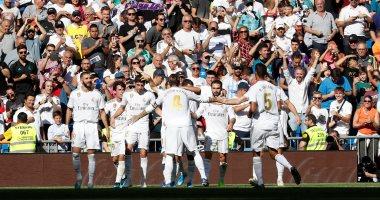 ملخص وأهداف مباراة ريال مدريد ضد غرناطة فى الدوري الإسباني