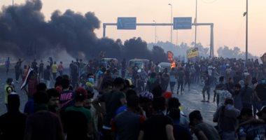 ارتفاع ضحايا مظاهرات العراق إلى 4 محتجين وسط استمرار الاحتجاجات