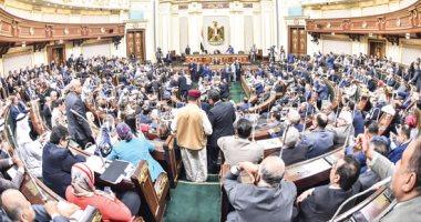 رئيس مجلس النواب يرفع الجلسة العامة للبرلمان.. والانعقاد 20 أكتوبر